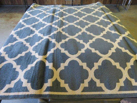 THOMASVILLE INDOOR/OUTDOOR AREA RUG, 7' 10'' X 10'