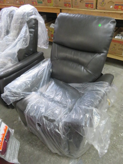 PRI A208U power recliner dark gray