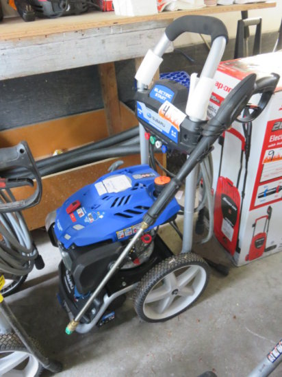 Subaru EA190V Powerstroke pressure washer, gas, 3100 psi, elect start