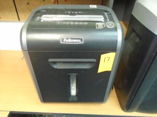 FELLOWS 79 CI PAPER SHREDDER