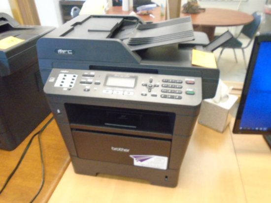 BROTHER MFC-8810DW MULTI-FUNCTION LASER PRINTER