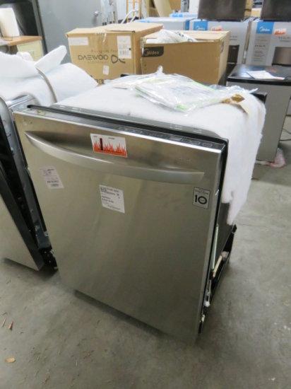 LG MODEL LDF7774ST DISHWASHER (DENTED)