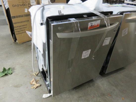 LG MODEL LDF7774ST DISHWASHER (DOOR DAMAGE)