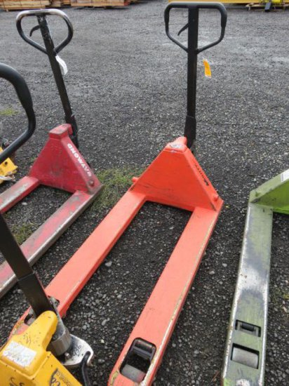 MIGHTY LIFT 5500# PALLET JACK