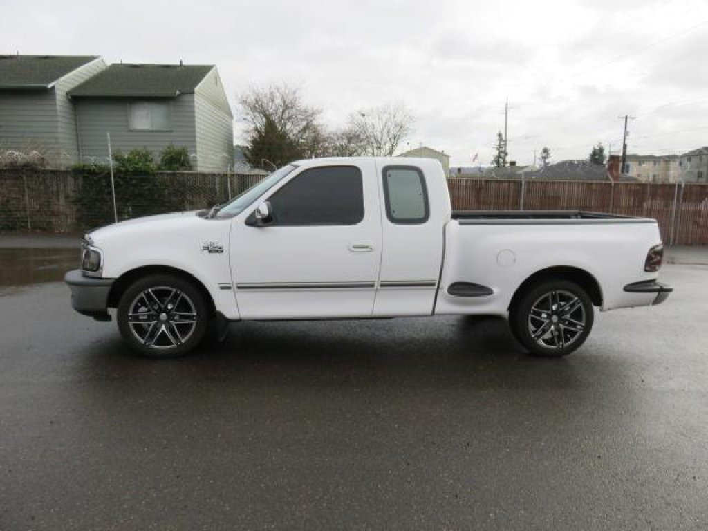 1997 FORD F150 XLT EXTENDED CAB PICKUP
