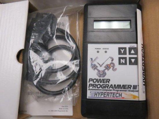 POWER PROGRAMMER 3, 1999 & UP FOR VORTEC ENGINES
