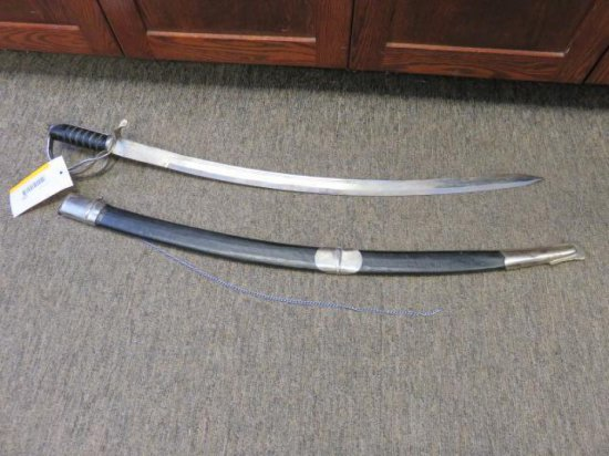 PIRATE STYLE SAMURAI SWORD