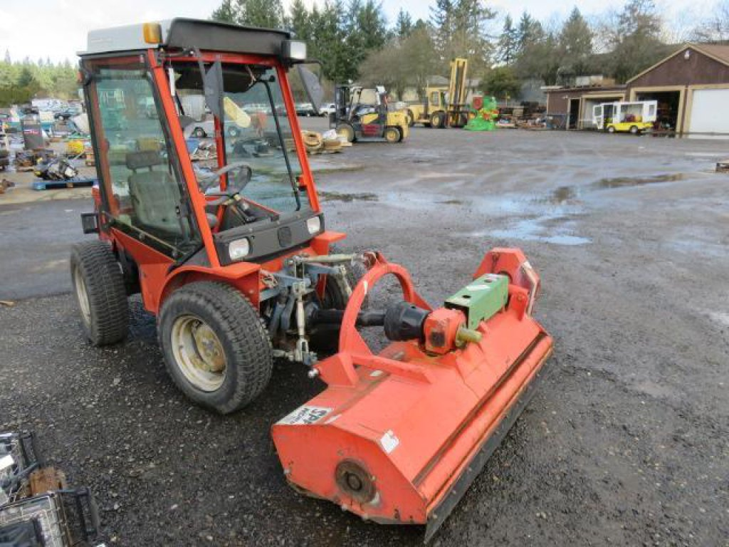 Lot: ANTONIO CARRARO SUPERPARK 3800 HST 4X4 ARTICULATING