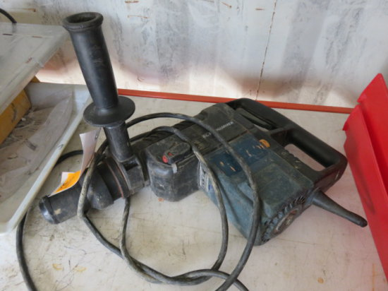 BOSCH SDS DEMOLITION HAMMER