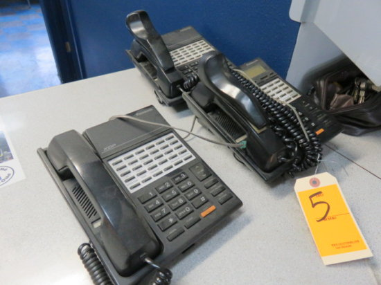 PANASONIC MULTI LINE PHONES