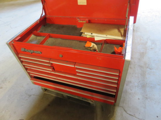 SNAP ON 11 DRAWER TOOL CHEST
