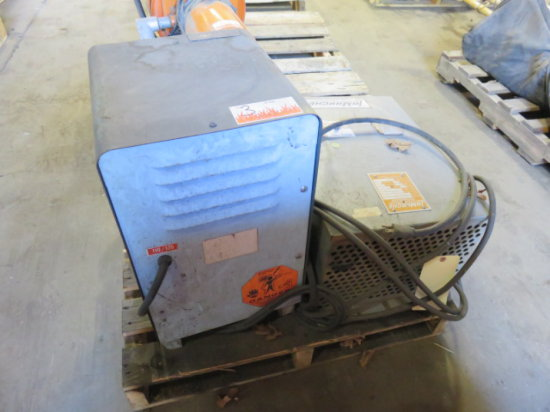 LOT OF 2 FORKLIFT CHARGERS