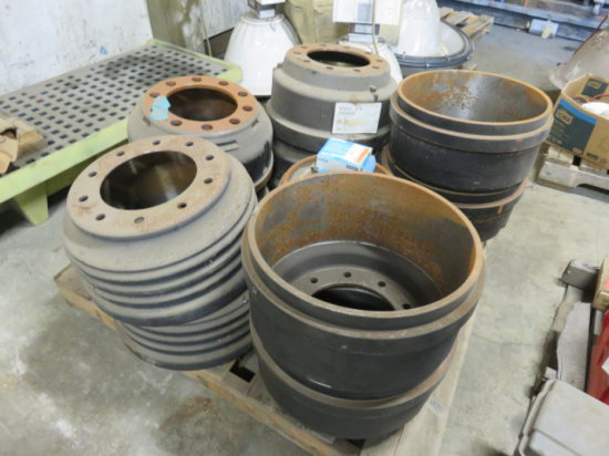 BRAKE DRUMS & BEARINGS