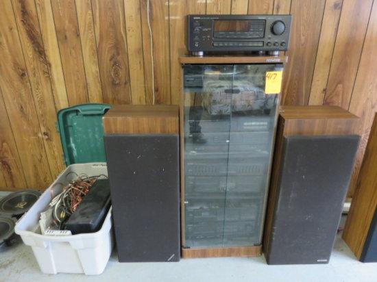 KENWOOD HOME SOUND SYSTEM