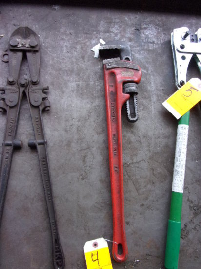 RIGID 24'' PIPE WRENCH