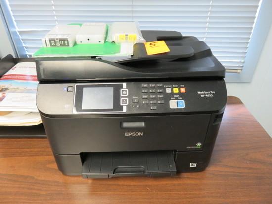 EPSON WORKFORCE-PRO WF-4630 FAX/COPY/PRINT/SCAN