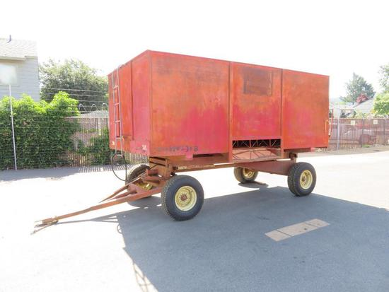PEERLESS 14' DRYING WAGON