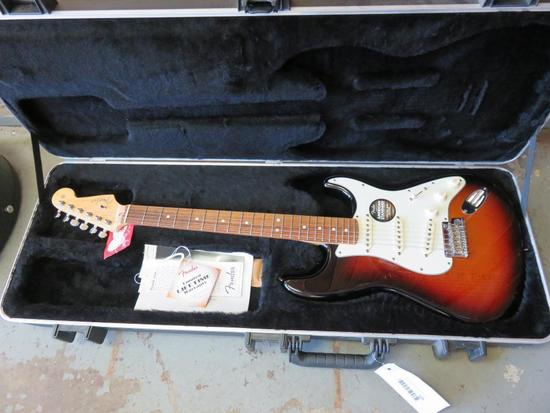2012 FENDER STRAT CUSTOM SHOP ELECTRIC GUITAR W/CASE