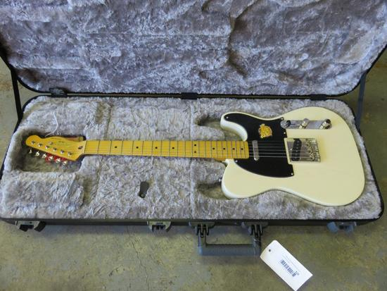 FENDER TELECASTER ELECTRIC GUITAR W/CASE