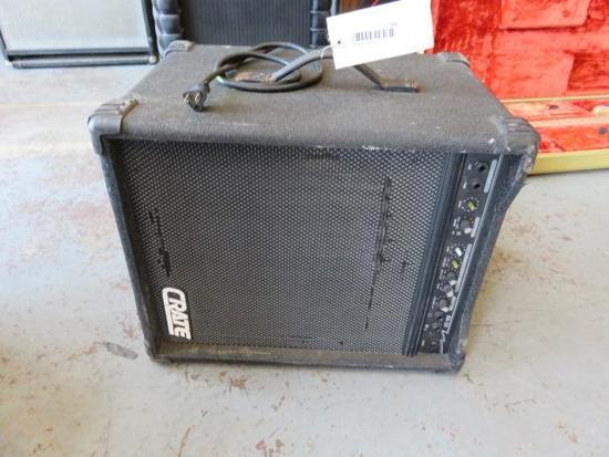 CRATE BX-50 BASS COMBO AMP