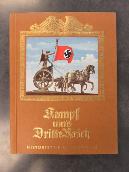 GERMAN HISTORY BOOK