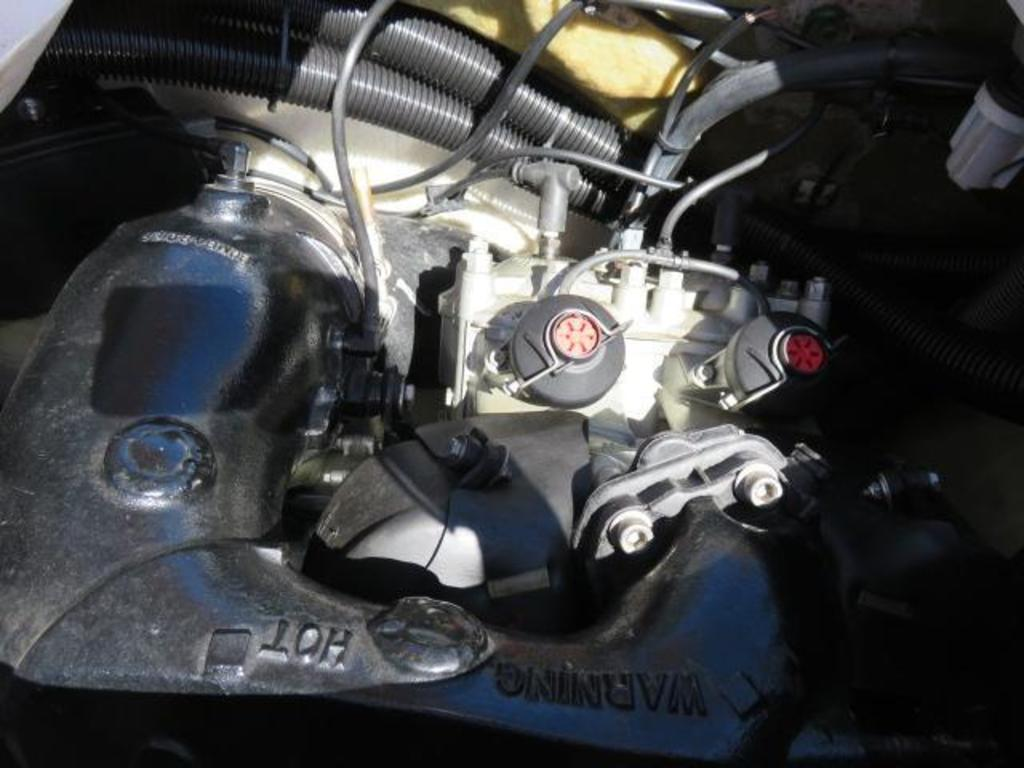 Sea Doo Xp Engine