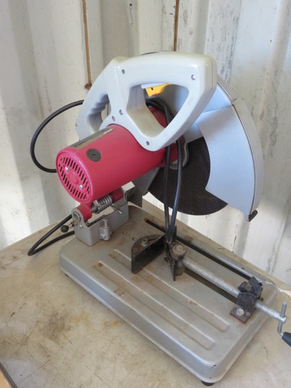 CHICAGO ELECTRIC 14'' CUT OFF SAW