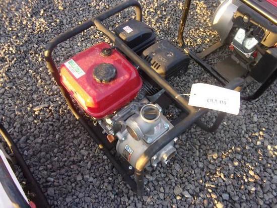"2"" WATER PUMP W/ PREDATOR 212 CC GAS ENGINE"
