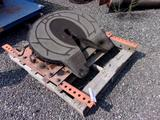 STATIONARY 5TH WHEEL PLATE