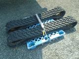 USED RUBBER TRACKS - 300 X 84 X 52.5
