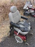 JAZZY 1121 ELECTRIC WHEEL CHAIR