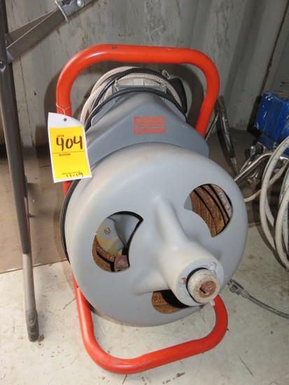 RIDGID K375 ELECTRIC SNAKE/DRAIN CLEANING MACHINE