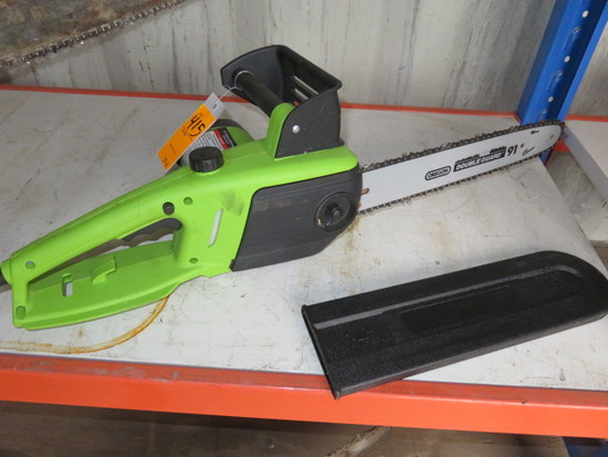 14'' ELECTRIC CHAINSAW