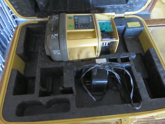 TOPCON RL-H25A ROTATING LASER W/CASE