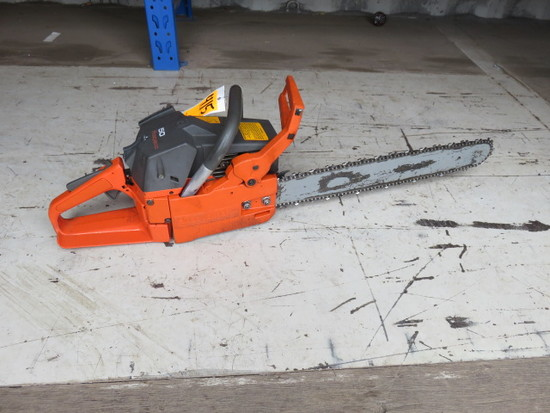 HUSQVARNA 50 GAS CHAIN SAW