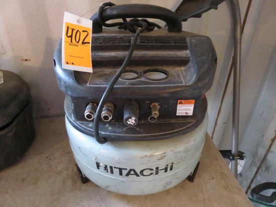 HITACHI EC510 6 GALLON AIR COMPRESSOR, 120V, 60HZ