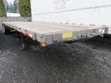 1994 STRICK 40' TANDEM AXLE FLATBED TRAILER