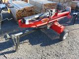 SPEECO SPLIT MASTER TOW BEHIND 25.000# LOG SPLITER