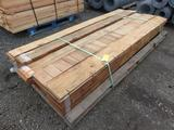 PALLET OF SOFFIT BOARDS