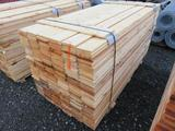PALLET OF APPOXIMATELY 270 6' X 35'' PINE TONGUE & GROOVE BOARDS