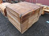 PALLET OF 1/4'', 1/8'' CUT PLYWOOD SECTIONS