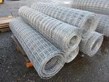 (5) ROLLS OF 5' FIELD FENCING