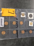 ASSORTED STATE COINS/TOKENS, BI-CENTENIAL QUARTER