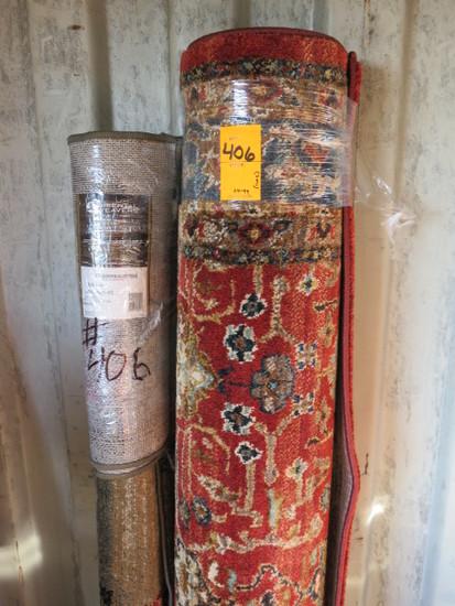63'' X 94'' AREA RUG, 184.93 CM X 184.93 CM AREA RUG