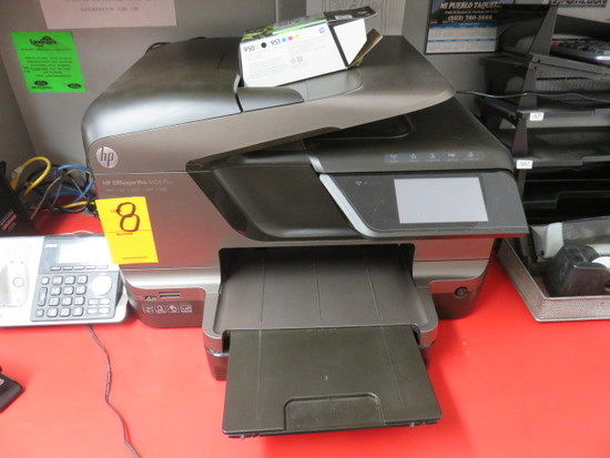 HP OFFICEJET PRO 8600 PLUS PRINT/FAX/COPY/SCAN