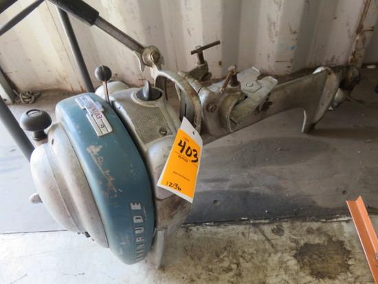 EVENRUDE SPORTWIN GAS BOAT MOTOR