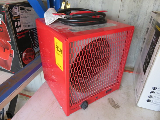 DR HEATER INFARED DR-988, 240V, 5600W, FORCED AIR HEATER