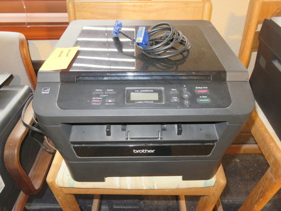 BROTHER HL-22800W LASER PRINTER/SCANNER/COPIER