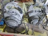 (2) ELECTRIC BLOWER MOTORS