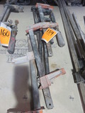 ASSORTED CLAMPS